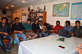 Wikipedians at WPMCTG3 (03).jpg