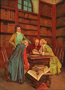Wilhelm Löwith – The Library