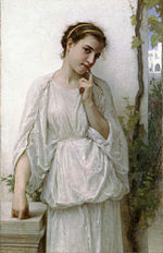 William-Adolphe Bouguereau - Rêverie 1894.jpg