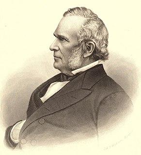 William Alfred Buckingham American politician