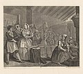 William Hogarth - O progresso de Harlot, c. 1710-60.jpg