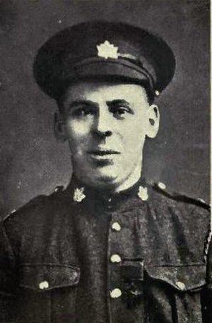The Canadian Scottish Regiment (Princess Mary's) - William Johnstone Milne, VC