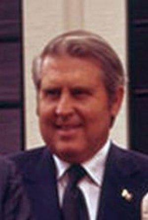 Bill Waller - Waller in 1976