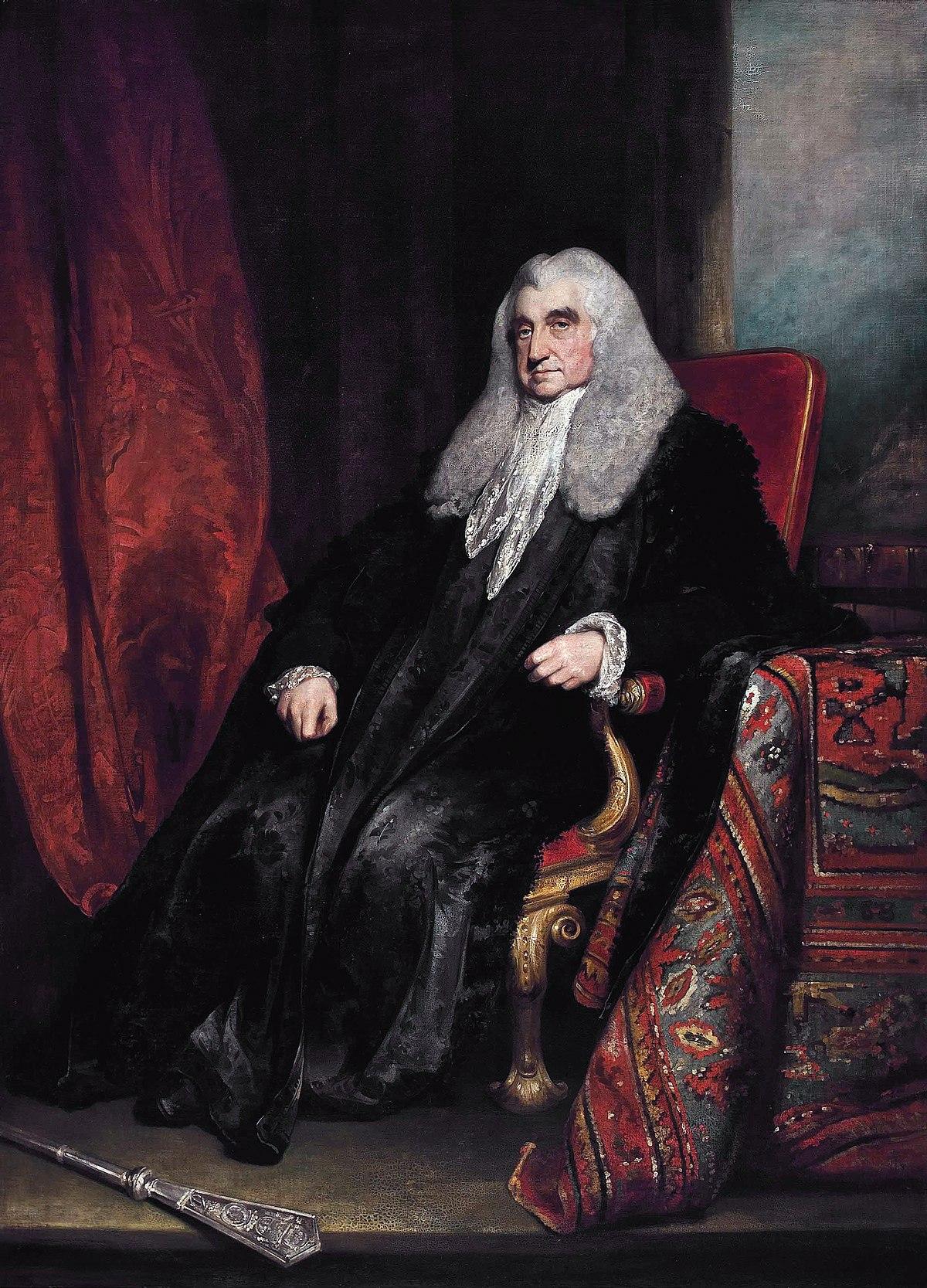William Scott 1st Baron Stowell Wikipedia