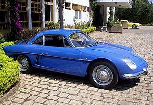 Alpine A108 - The Brazilian A108 – Willys Interlagos berlineta, 1964