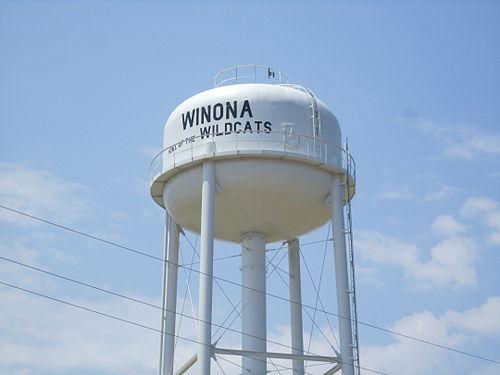 Winona mailbbox