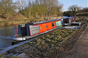 Winter at Foxton Locks - Flickr - mick - Lumix.jpg