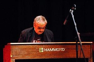 Wojciech Karolak - Wojciech Karolak performing at a benefit concert in Warszawa, Poland in November 2010