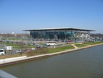 Northern Germany - The Volkswagen Arena