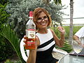 Woman with Appleton Jamaica Rum.jpg