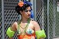 Woman with water wings at Coney Island Mermaid Parade 2013.jpg