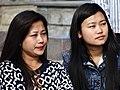 Women in Chowrasta (Main Square) - Darjeeling - West Bengal - India (12406033965).jpg