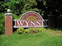Wynne, Arkansas.