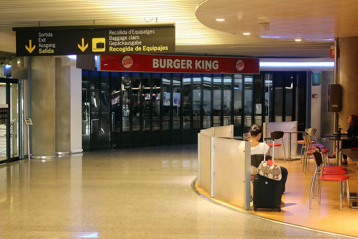 Burger King Düsseldorf Flughafen