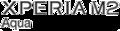 Xperia M2 Aqua logo.png