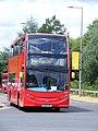 YX12 FPE E249 Enviro 400, Go Ahead group, LOCOG, Olympic games transport (7614911400).jpg