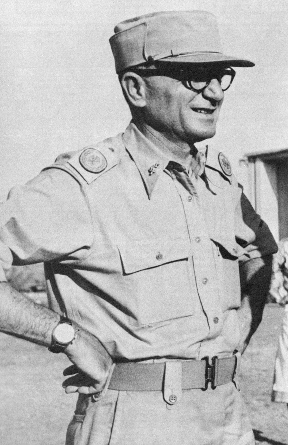 יעקב דורי, בסביבות 1948