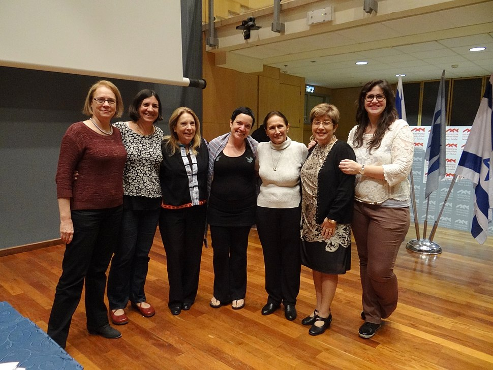Yael Dayan gives a lecture at Haifa University in the program Women's Studies and Gender (26)