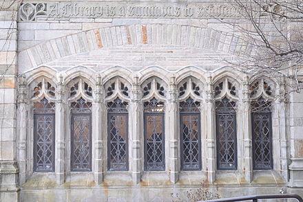 Yale University Library - Wikiwand