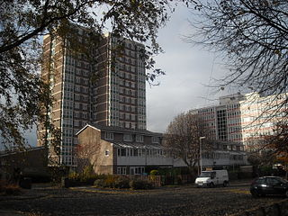 Baguley small locality in Wythenshawe in Manchester, England