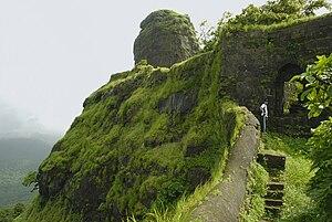 Karnala Fort - Image: Yash