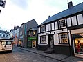 Ye Old Mansion House and other buildings, High St, Conwy.jpg
