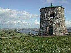 Yelabuga Medieval tower.jpg