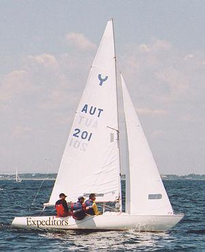 Yngling (keelboat) - Yngling