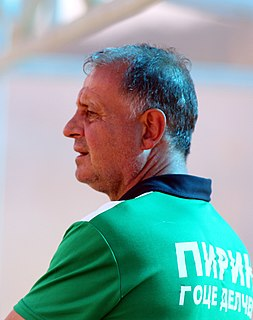 Yordan Bozdanski Bulgarian footballer and manager