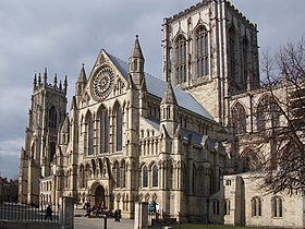 Image illustrative de l'article Cathédrale d'York