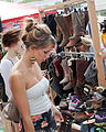 Young woman looking for new shoes.jpg