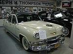 Ypsilanti Automotive Heritage Museum August 2013 05 (1953 Kaiser Dragon).jpg