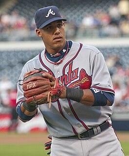 Yunel Escobar Cuban baseball player