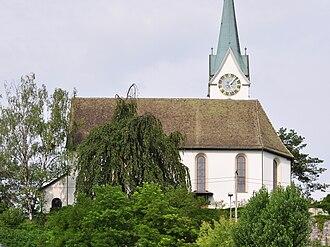 Herrliberg - Herrliberg church (2009)