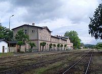 Zawidów railway station.JPG