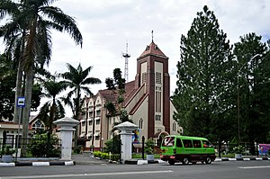 Protestantism in Indonesia - Zebaoth Church in Bogor, West Java