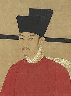Emperor Zhezong 11th-century Chinese emperor