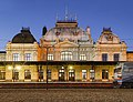 Zhmerinka Railway station P1540058.jpg