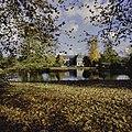 Zicht op kasteel vanuit het park - Ambt Delden - 20389107 - RCE.jpg