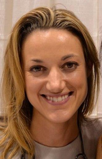 Zoie Palmer - Image: Zp fanexpo