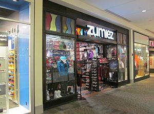 Zumiez - Zumiez at South Shore Plaza in Braintree, Massachusetts