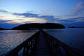 Zvernec island at sunset.jpg
