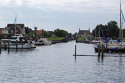 Harbour of Genemuiden