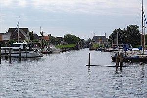 Zwartewaterland - Harbour of Genemuiden