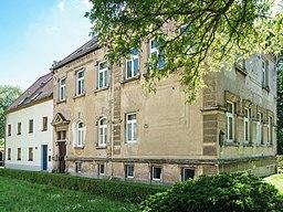 Dorfstraße in Borsdorf