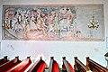 Zweinitz Pfarrkirche hl Egydius Langhaus N-Wand Zug der Hll Drei Koenige 22102014 506.jpg