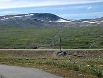 Zwischen Narvik & Mo i Rana - Polarkreis Norwegen.JPG