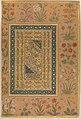 """Portrait of Zamana Beg, Mahabat Khan"", Folio from the Shah Jahan Album MET DP246563.jpg"
