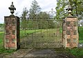 'Disused gates' for Osbaston Hall - geograph.org.uk - 1300649.jpg