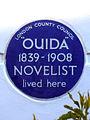 'OUIDA' 1839-1908 NOVELIST lived here.jpg